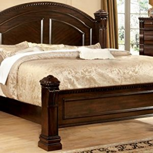 Furniture of America Lexington Low-Poster Bed, Eastern King