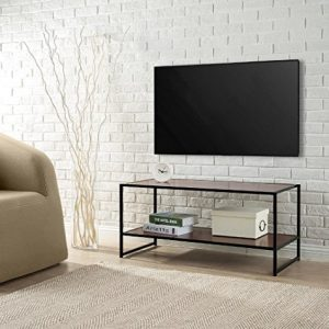 Zinus Garrison Modern Studio Collection TV Media Stand / Table