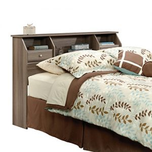 Sauder Shoal Creek Headboard, Full/Queen, Diamond Ash finish