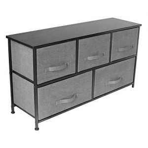 AZ L1 Life Concept Extra Wide Dresser Storage Tower