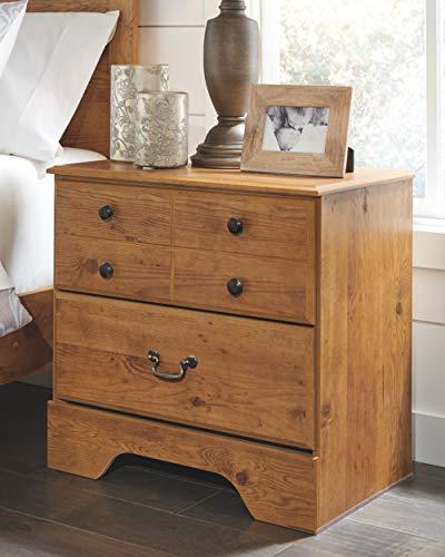 Ashley Furniture Signature Design - Bittersweet Nightstand - 2 Drawers