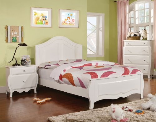 Furniture of America Lionel Size Youth Bedroom
