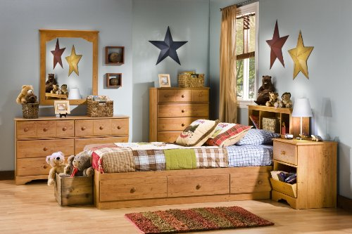 South Shore Little Treasures 5-Drawer Chest-Country Pine