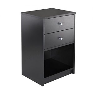 Winsome Ava model name Accent Table, Black
