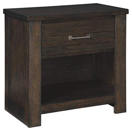 Signature Design by Ashley Darbry Nightstand, Brown
