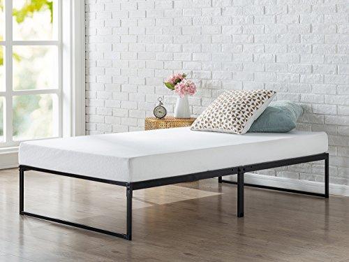Zinus Lorelei 12 Inch Platforma Metal Bed Frame, Platform Bed Frame, Twin