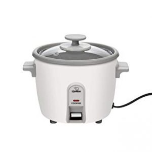 Zojirushi NHS-06 3-Cup (Uncooked) Rice Cooker (Renewed)