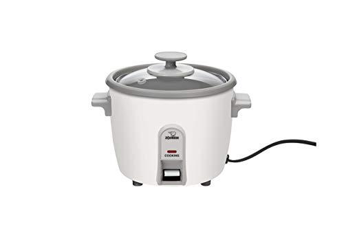 Zojirushi NHS-06 3-Cup (Uncooked) Rice Cooker (Renewed)