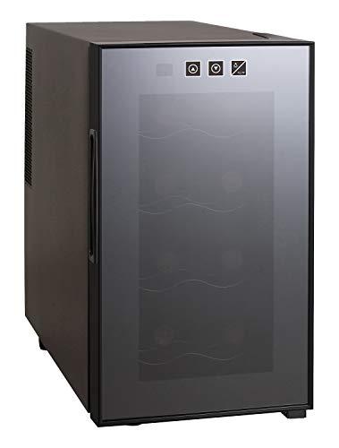 Koolatron WC08 Thermoelectric 8-Bottle Countertop Wine Cellar