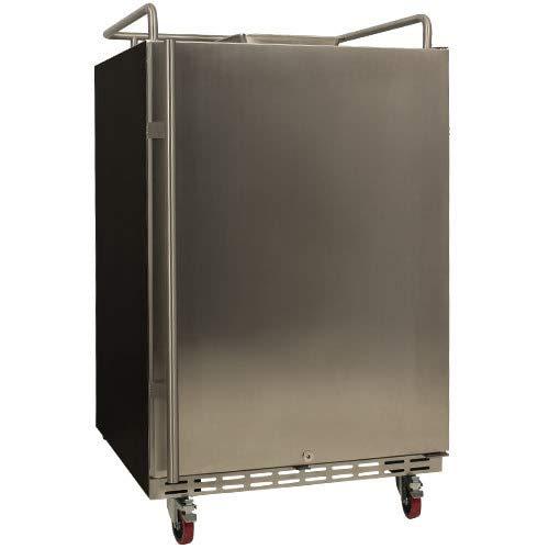 EdgeStar BR7001SS Full Size Built-In Kegerator Conversion Refrigerator Only