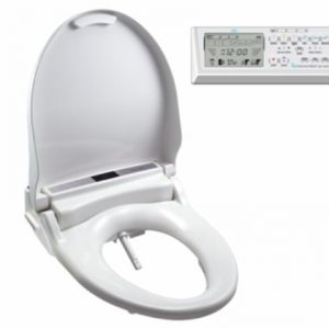 Clean Sense dib-1500R Bidet Seat Elongated with Remote Control