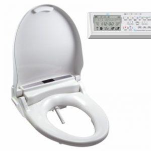 Clean Sense dib-1500R Bidet Seat Elongated with Remote Control