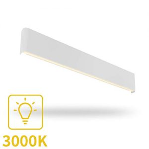 Aipsun 30W/32.6 inch Modern LED Vanity Light for Bathroom Modern Wall Sconce Bathroom Wall Mount Light Up and Down Modern Wall Light for Bedroom Living Room (Warm White 3000K)