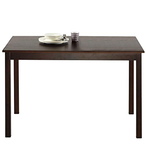 Dining Table Kitchen Table Dining Room Table Small Kitchen Table for Small Spaces Table Dinner Table Home Furniture Rectangular Modern
