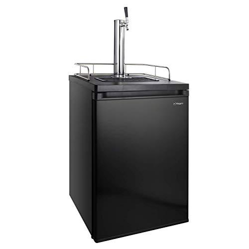Kegco Kegerator Beer Keg Refrigerator - Single Faucet - D System