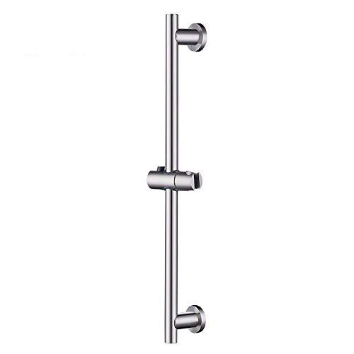 KES Shower Slide Bar for Bathroom with Adjustable Handheld Shower Holder Wall Mount, Brushed SUS 304 Stainless Steel, F204-2