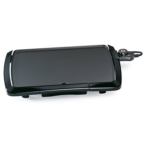 Presto 07047 Cool Touch Electric Griddle (Renewed)
