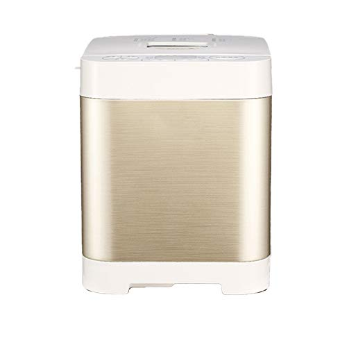 MRMRMNR Bread Maker Machine, Automatic Bread Machine (18 Nutrition Menu, Online Recipes 13 Hours Reservation 10 Minutes Power Off Memory) Cooking Breadmaker