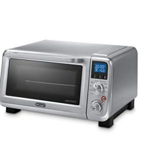 De'Longhi EO141164M Livenza 0.5 Cu Ft. Air Fry Digital Convection Oven