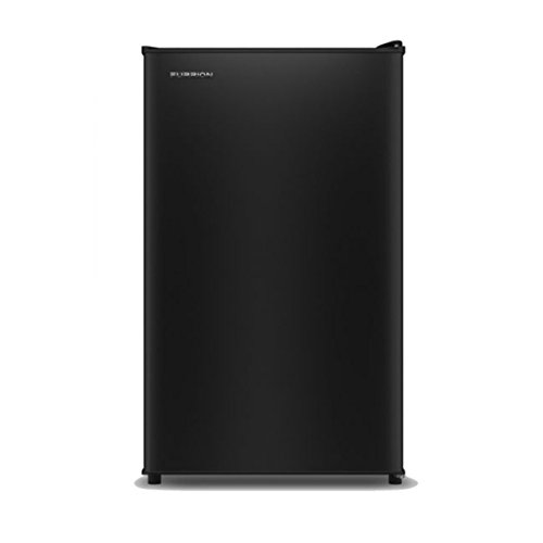 Furrion 4 cu.ft 115 Volt Compact, Energy Efficient, Single-Door Refrigerator (Matte Black) - FCR43ACA-BL