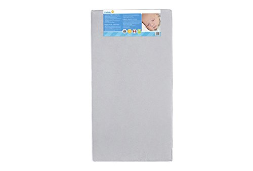 Safety 1st Heavenly Dreams White Crib and Toddler Bed