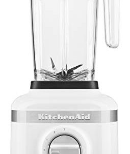 KitchenAid KSB1325WH K150 Blender, 48 oz, White
