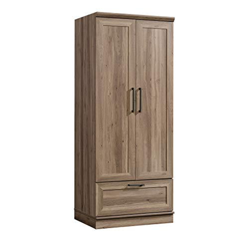 Sauder Homeplus Wardrobe, Salt Oak finish