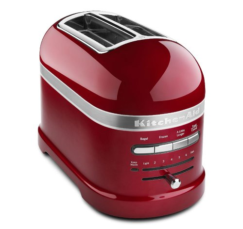 KitchenAid Toaster - Candy Apple Red Pro Line Toaster Bundle Dimensions: 16.zero x 11.5 x 9.four inches