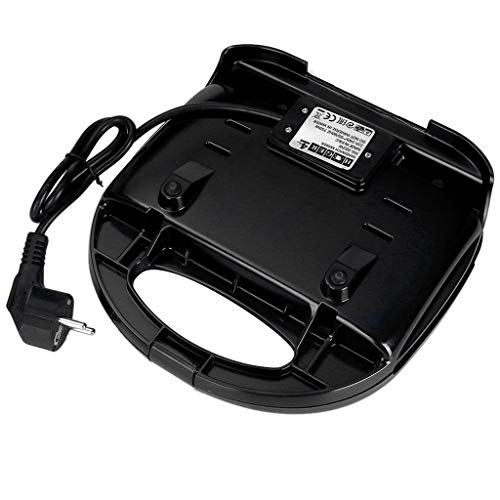 Thinktoo Panini Machine Sandwich Machine Home Breakfast Barbecue Non-stick Pan Toaster for Home, Bedroom, Kitchen,DIY Decoration