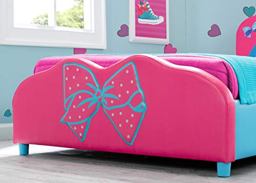 Delta Children Upholstered Twin Bed Launch Date: 2018-12-03T00:00:01Z