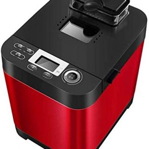 San people 2020 latest Intelligent Fast Breadmaker,ousehold DIY Bread Maker, 6 Side Burnt Colors, Appointment Time,LCD Screen,18 Menus, Fully Automatic Touch 450W