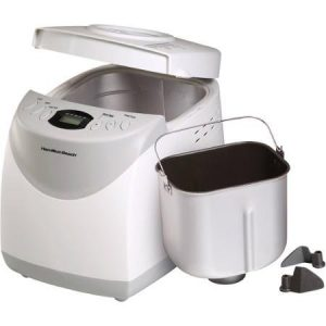 Hamilton Beach 2-lb Bread Machine Maker