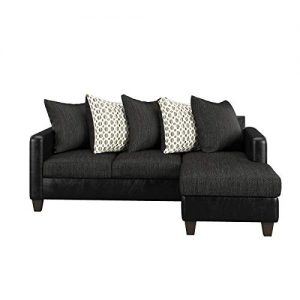 Standard Furniture Central Point Chofa Sofas, Black