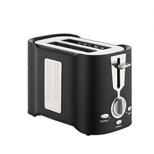 Thinktoo Large Capacity Toaster 2 Piece Automatic Toaster Home Breakfast Toaster Small Appliances, Home Kitchen