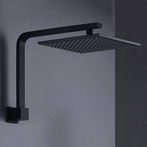 ZUKKI Shower System Bathroom Rainfall Shower Head Luxury Rain Mixer Shower Model: ZUKKI