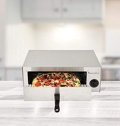 Continental Electric Pizza Oven, Countertop, Stainless Steel Launch Date: 2019-08-19T00:00:01Z