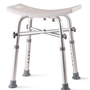 Dr Kay's Adjustable Height Bath and Shower Chair Shower Bench