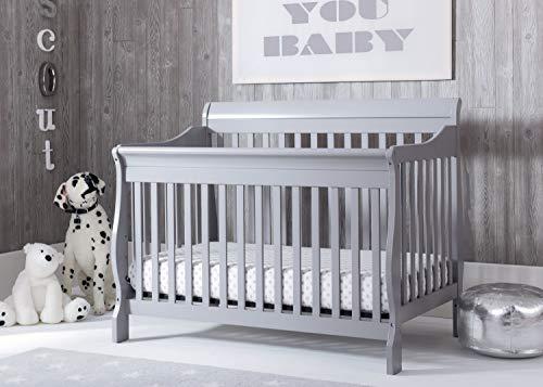 Delta Children Canton 4-in-1 Convertible Baby Crib Launch Date: 2017-03-15T00:00:01Z