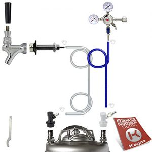 Kegco BF SHCK-NT Conversion Kit, 1 Faucet without Tank, Standard
