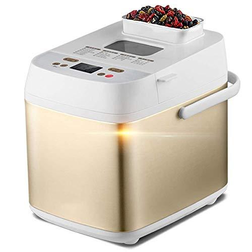SMX Bread Machine Intelligent Sprinkle Fruit Material-19 Preset Function Machine-household Automatic Noodle Breakfast Floss Yogurt, 1 Hour Insulation