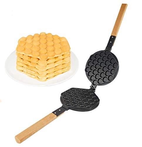 ALDKitchen Bubble Waffle Maker Professional