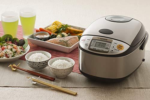 Zojirushi 5-1/2-Cup (Uncooked) Micom Rice Cooker and Warmer, 1.0-Liter Guarantee: 1-year guarantee