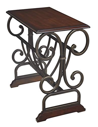 Signature Design by Ashley Braunsen Chair Side End Table Multi