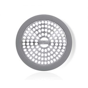 LEKEYE Drain Hair Catcher/Shower Drain Hair Trap/Shower Drain Cover/Strainer-Stainless & Silicone