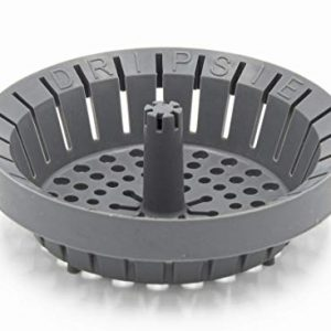 Dripsie Sink Strainer - Clog-Resistant and Flexible - Universal Kitchen Sink Strainer - Made in the USA