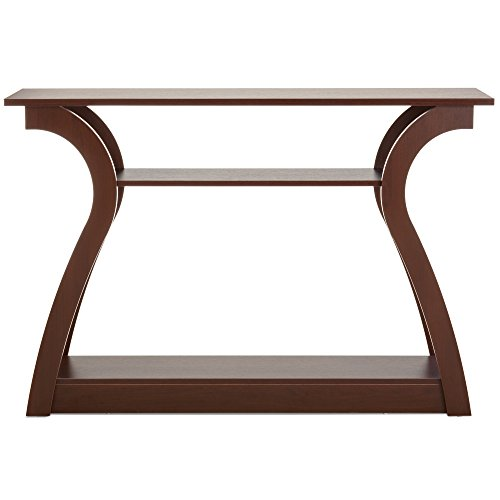 Best Choice Products 47in 3-Shelf Modern Decorative Console Accent Table Furniture for Entryway, Living Room