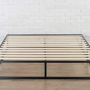 Zinus Joseph Metal Platforma Bed Frame, 10-Inches - Full