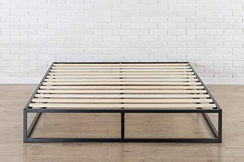 Zinus Joseph Metal Platforma Bed Frame, 10-Inches - Full