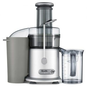 Breville RM-JE98XL Juice Fountain Plus 850-Watt Juice Extractor (Renewed)