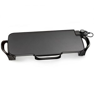 Presto 07061 22-inch Electric Griddle With Removable Handles (Renewed)